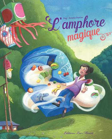 L'Amphore Magique | Estelle Rattier