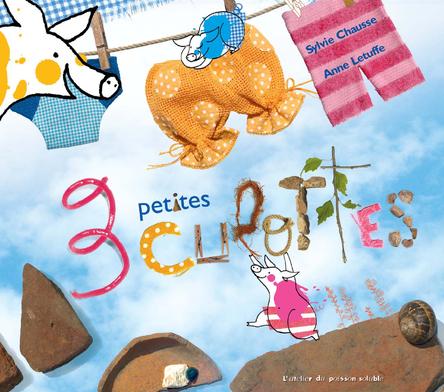 3 petites culottes | Sylvie Chausse