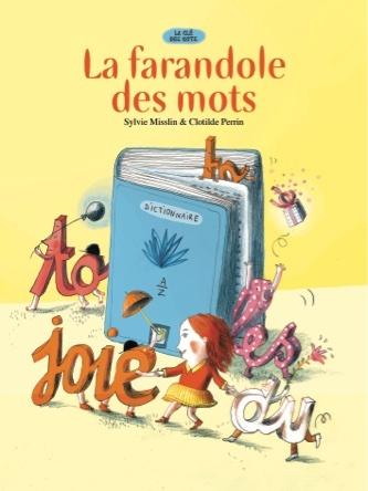 La Farandole des Mots | Clotilde Perrin