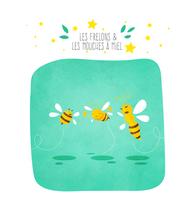 Les Frelons et les Mouches à miel | Jean de La Fontaine