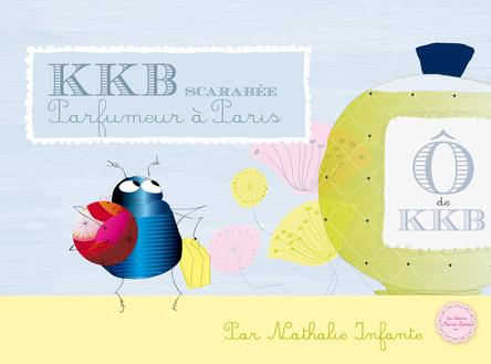 KKB scarabée, parfumeur à Paris | Nathalie Infante