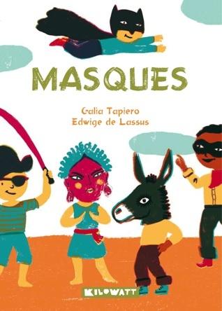 Masques | Galia Tapiero