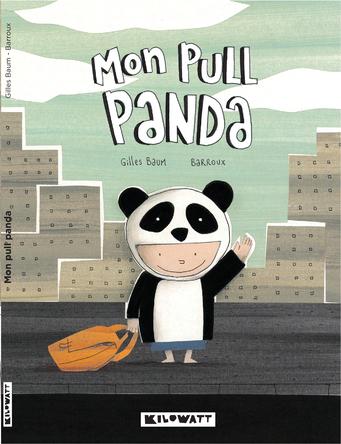 Mon pull panda | Barroux
