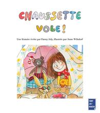 Chaussette vole | Fanny Joly