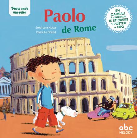 Paolo de Rome | Stéphane Husar