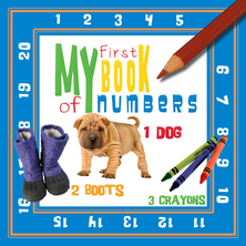 My First Book of Numbers | Flowerpot Children's Press