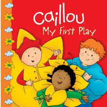 Caillou, my first play |