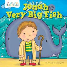 Jonah and The Very Big Fish | Flowerpot Children's Press