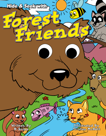 Hide and Seek with Forest Friends | B.Snipp