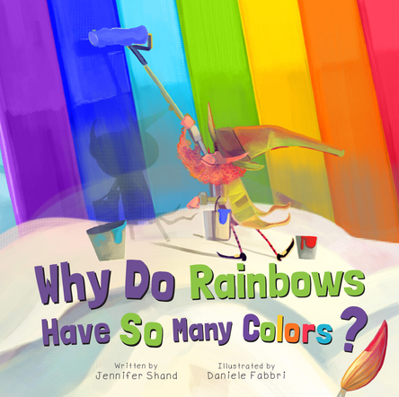 Why Do Rainbows Have So Many Colors ? |
