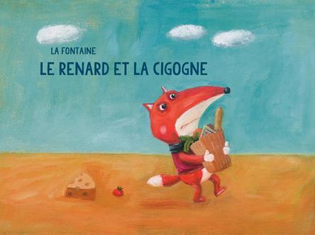 Le Renard et la Cigogne | Jean de La Fontaine