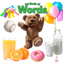 1st Book of Words | Flowerpot Children's Press