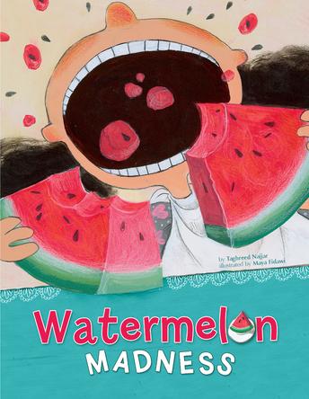 Watermelon madness | Taghreed Najjar