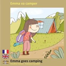 Emma va camper - Emma goes camping |