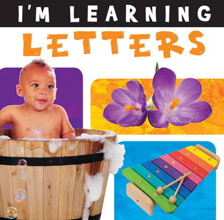 I'm Learning Letters | Flowerpot Children's Press