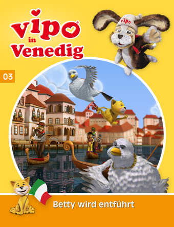 Vipo in Venedig- Betty wird entführt | Ido Angel
