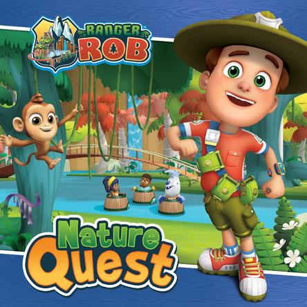 Ranger Rob : Nature quest | Corinne Delporte