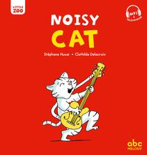 Noisy Cat | Stéphane Husar