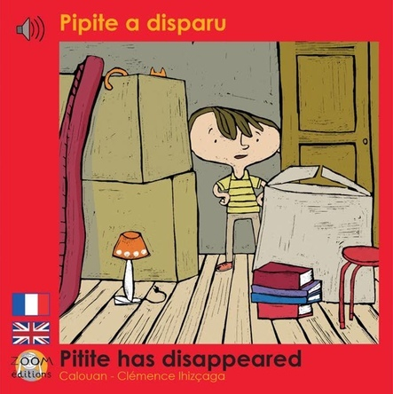 Pipite a disparu - Pipite has disappeared | Calouan