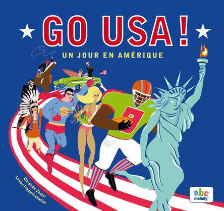 GO USA | Louise Pianetti-Voarick