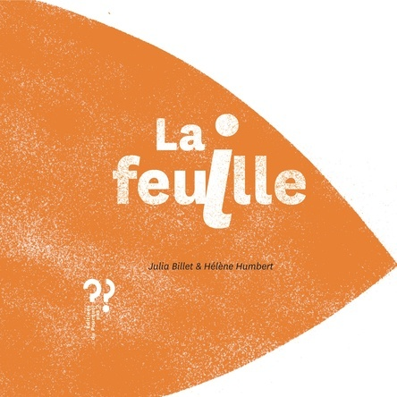 La feuille | Julia Billet