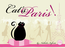Cat's Paris | Nathalie Infante