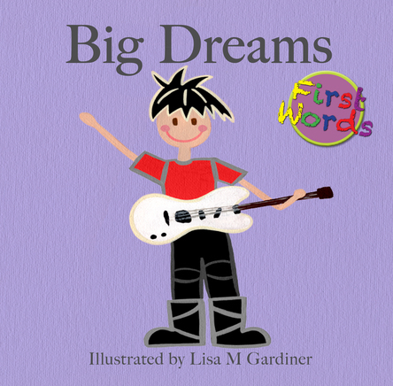Big Dreams | Lisa M Gardiner