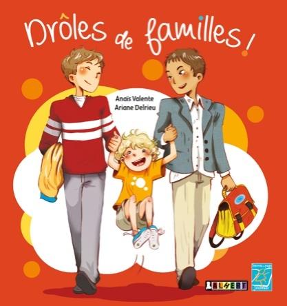 Drôles de familles | Ariane Delrieu