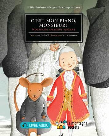C'est mon piano, monsieur ! | Ana Gerhard