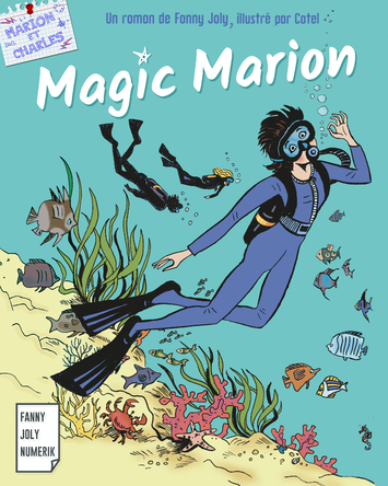 Magic Marion | Fanny Joly