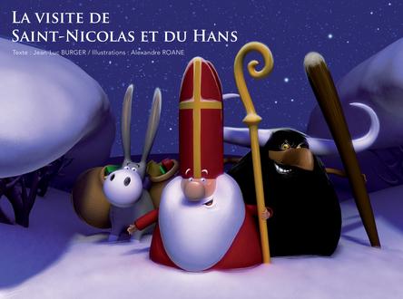 La visite de Saint-Nicolas et du Hans | Jean-Luc Burger