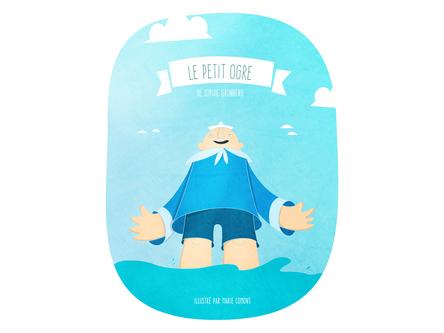 Le petit ogre | Marie Comont