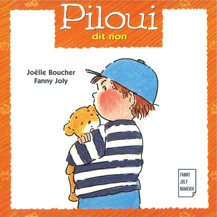 Piloui dit non | Fanny Joly