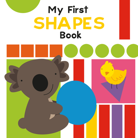 My First Shapes Book | Flowerpot Children's Press