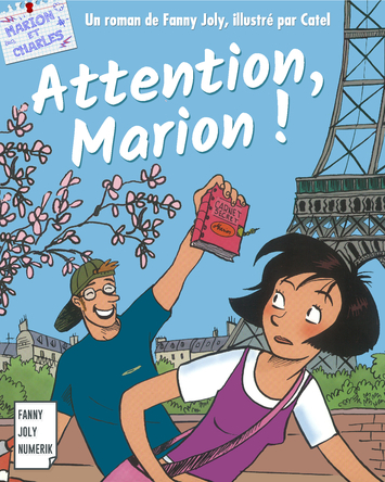 Attention, Marion ! | Fanny Joly