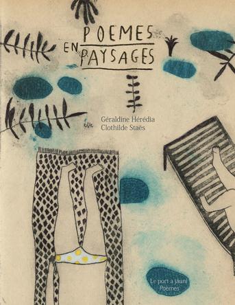 Poèmes en paysages | Géraldine Hérédia