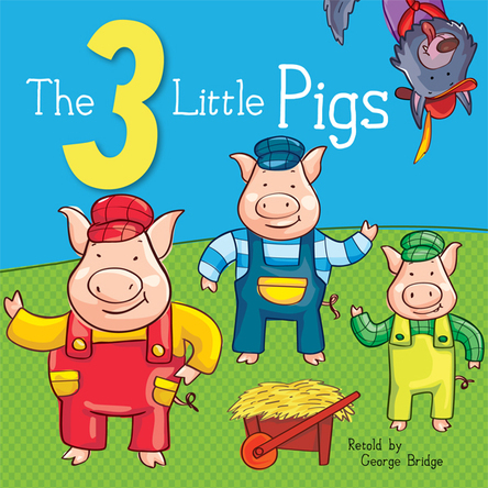 The 3 Little Pigs |