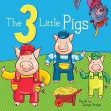 The 3 Little Pigs | George Bridge