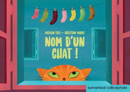 Nom d'un chat ! | Katalin Tasi