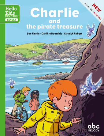 Charlie and the Pirate Treasure | Danièle Bourdais