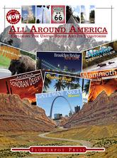 All Around America | Flowerpot Children's Press