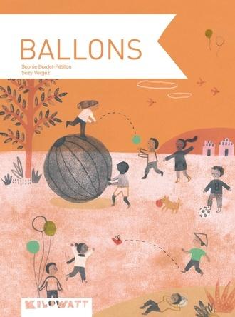 Ballons | Sophie Bordet-Petillon