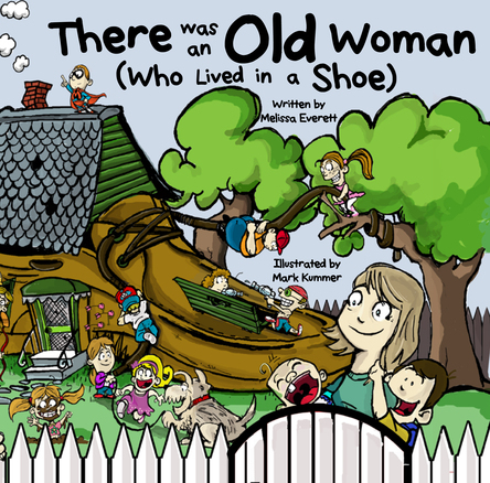 There was an Old Woman (Who Lived in a Shoe) | Mark Kummer