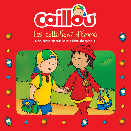 Caillou, Les collations d'Emma |