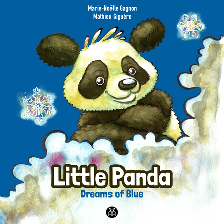 Little Panda dreams of blu | Marie-Noëlle Gagnon
