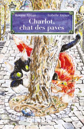 Charlot, chat des pavés | Roxane Tilman