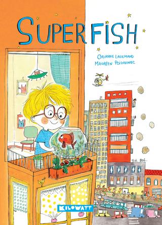 Superfish | Maurèen Poignonec