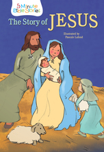 The Story of Jesus | Pascale Lafond