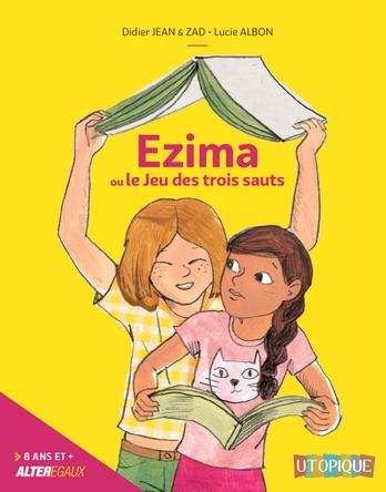 Ezima ou le jeu des trois sauts   Didier Jean