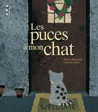 Les puces à mon chat | Thierry Maricourt